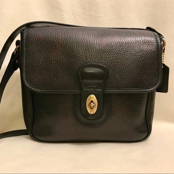 b1620a50b4aa Coach Handbags - ✨Vintage Coach Sheridan Iridescent Crossbody Bag